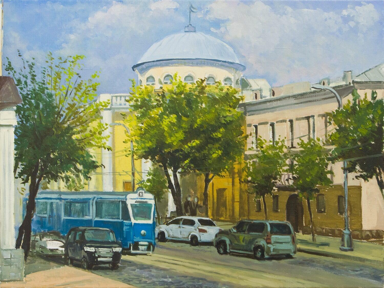 Tornike Tkemaladze картина сезону 2019 #1849577592