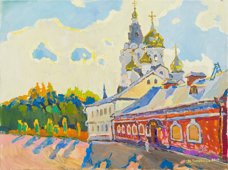 Віктор Чепинець картина сезону 2019 #1055061359