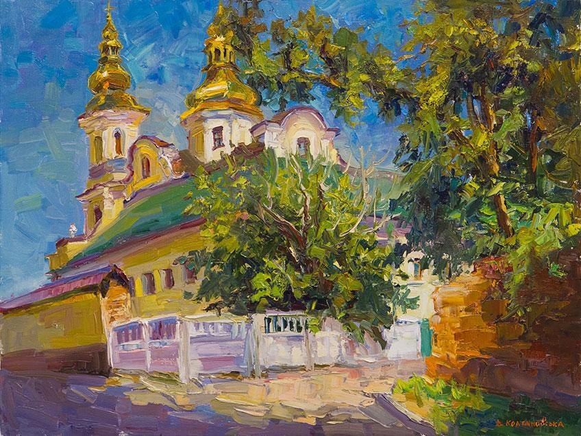 021 Валентина Колтановська, Полотно, олія