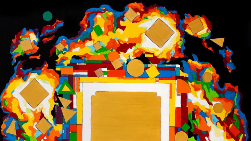 Перший в світі Міжнародний конкурс  «Кращий художник в області сучасного мистецтва, абстракції і сайарсізма»