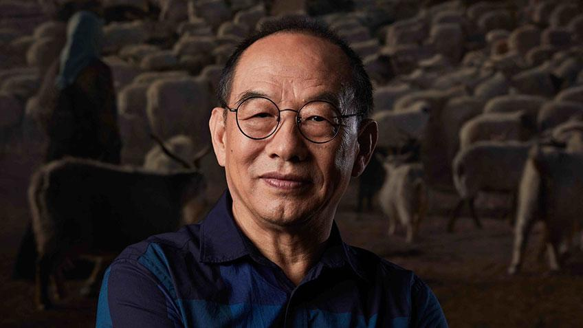 Хан ЮйЧен - портрет митця