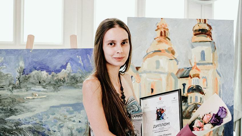 Катерина Пікало номінант конкурсу
