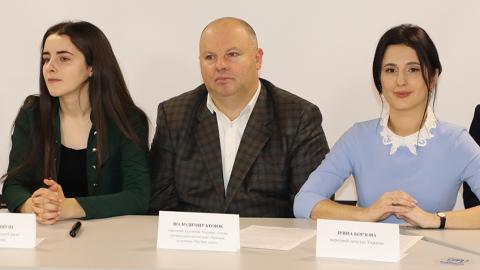 Презентація відкритого регіонального конкурсу «Обличчя Вінниччини»
