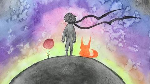 Виставка-підсумок Всеукраїнського відкритого конкурсу «Малюємо разом» афіша