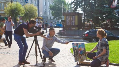 Вежа, Мури і «Савой»: проект «Кращий художник» вивів митців на історичні локації 2019 #778298429