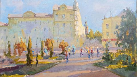 Михайло Спорнік (Україна) 2018 #1035141044