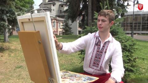 Вбудована мініатюра для Краєвиди міста від видатних художників