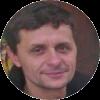 Художник Михайло Юсип'юк