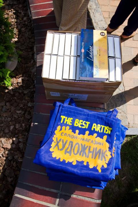 III Международный художественный пленэр «Кращий художник / The best artist 2019» стартовал 2019 #687089799