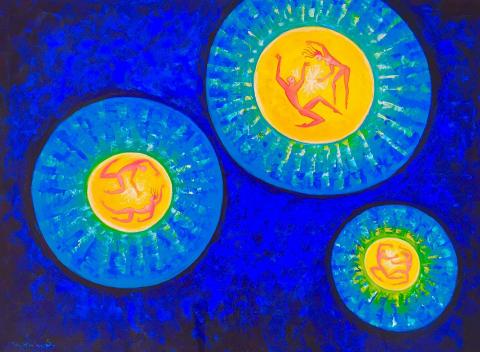 Катерина Савтченко 2021 Circles of love