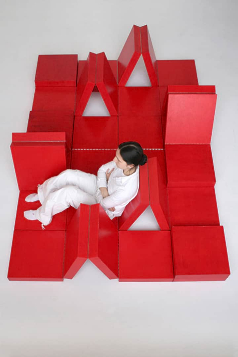 Жанна Грак 2021 Three-dimensional Flatnes d2