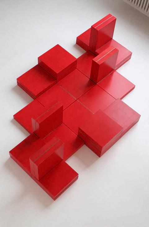 Жанна Грак 2021 Three-dimensional Flatnes e3