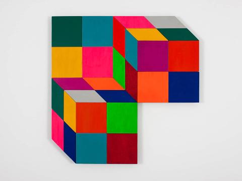 Жанна Грак 2021 Three-dimensional Flatness 009a