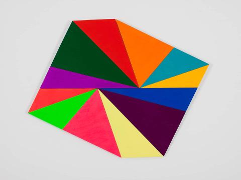 Жанна Грак 2021 Three-dimensional Flatness 001b