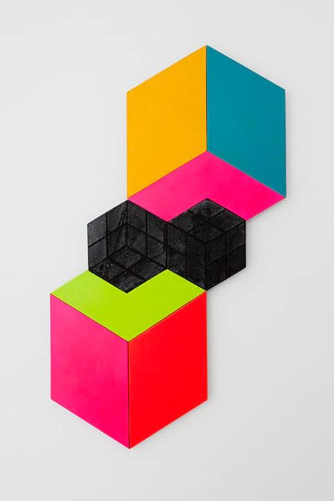Жанна Грак 2021 Three-dimensional Flatness 002