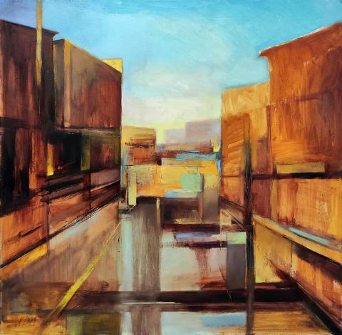 Нікіта Дмитренко 2021 City Reflection
