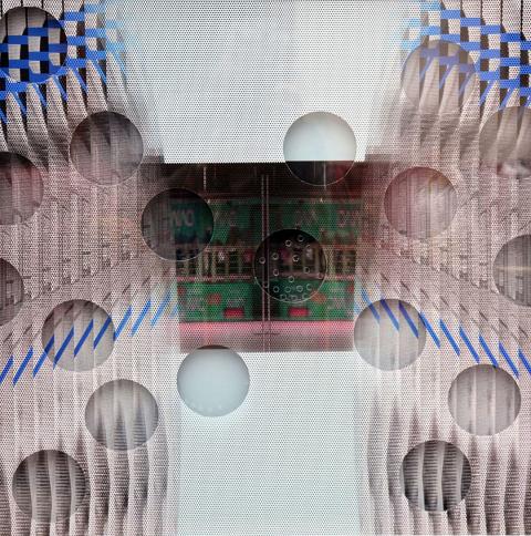 Олів'є де Кайрон 2021 Abstraction Mental
