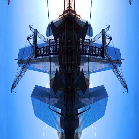 Олів'є де Кайрон 2021 Mental Architecture