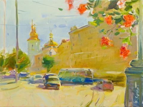 Сергій Коваленко картина сезону 2019 #1784758857