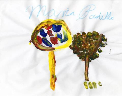 Особливе мистецтво  MARIA PADILE