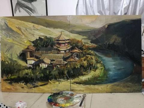 Ван Юлонг 2020 #1551106156